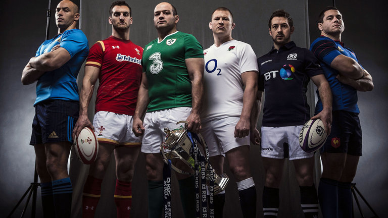 All Rugby Six Nation Matches shown at the Devizes Inn