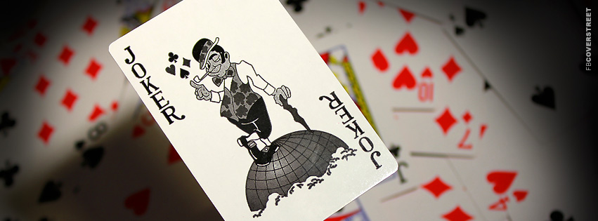 Joker Friday 6PM – Win the raffle and try and find the Joker Card