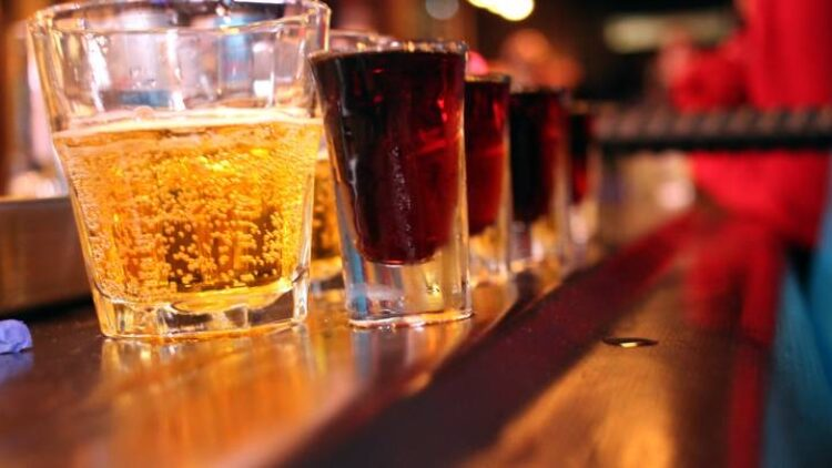 2/4 Jagerbombs £5 & £10